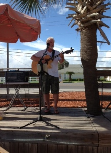 Schooner played Pompano Joe's in Destin to kick off his Just Add Bourbon summer tour.