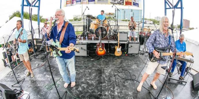 MOTB Ron Horne The Band