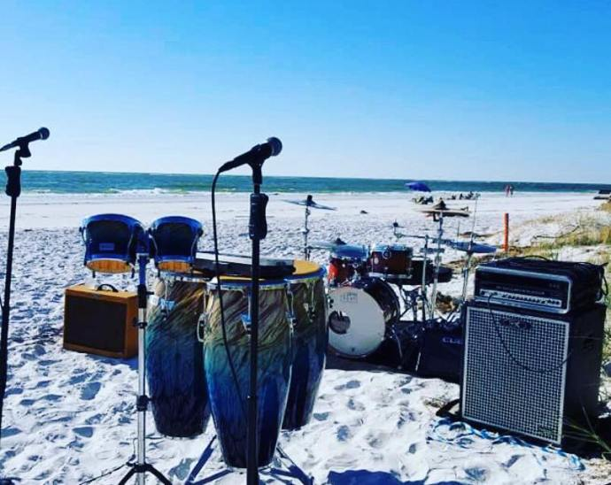 siesta key video setup
